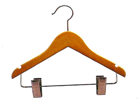 Suit Wood Hanger -502